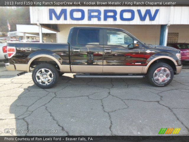 2014 kodiac brown f150 king ranch autos post. Black Bedroom Furniture Sets. Home Design Ideas