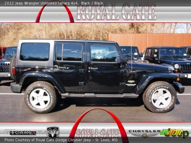 Black 2012 jeep wrangler unlimited sahara 4x4 black - 2012 jeep wrangler unlimited interior ...