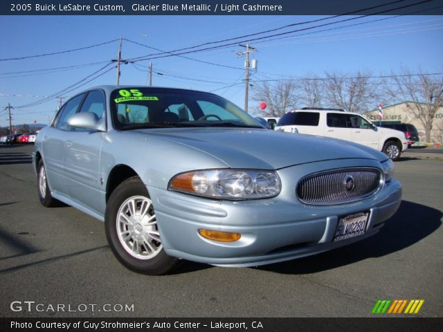 on 2004 Buick Lesabre Custom