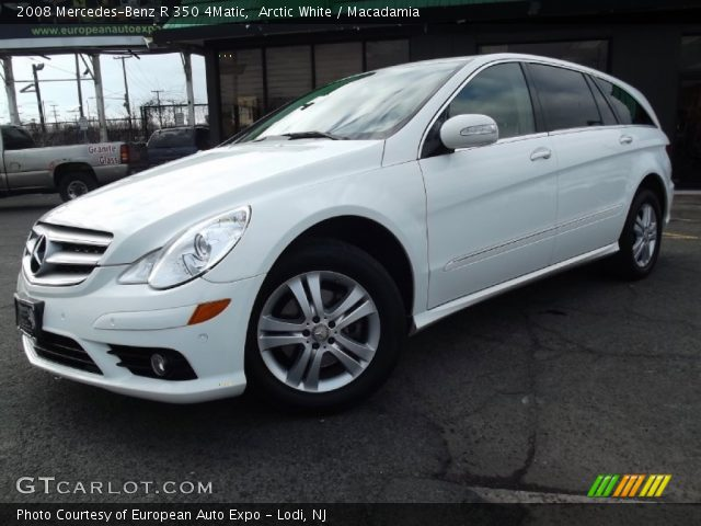 2008 Mercedes-Benz R 350 4Matic in Arctic White