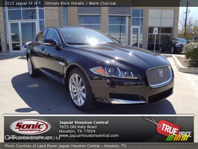 ultimate black metallic 2013 jaguar xf i4 t warm charcoal interior vehicle. Black Bedroom Furniture Sets. Home Design Ideas