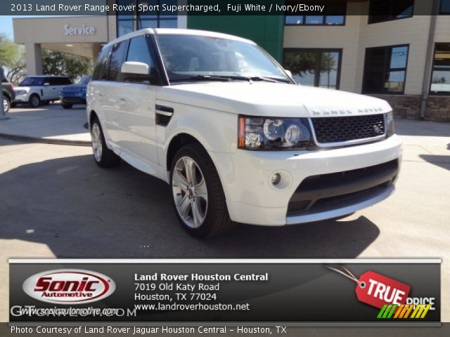 fuji white 2013 land rover range rover sport. Black Bedroom Furniture Sets. Home Design Ideas
