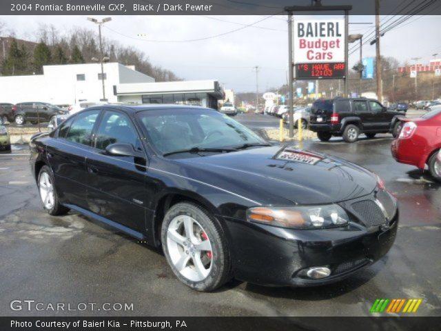 2004 Pontiac Bonneville GXP in Black