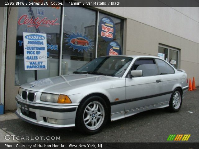 titanium silver metallic 1999 bmw 3 series 328i coupe. Black Bedroom Furniture Sets. Home Design Ideas