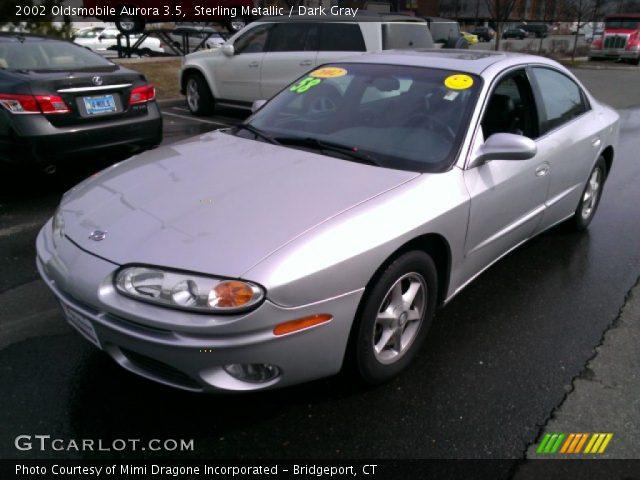2002 Oldsmobile Aurora 3.5 in Sterling Metallic