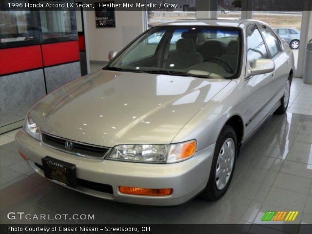 1996 Honda Accord LX Sedan in Heather Mist Metallic
