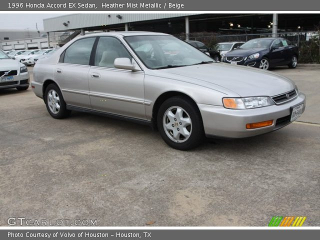 1996 Honda Accord EX Sedan in Heather Mist Metallic