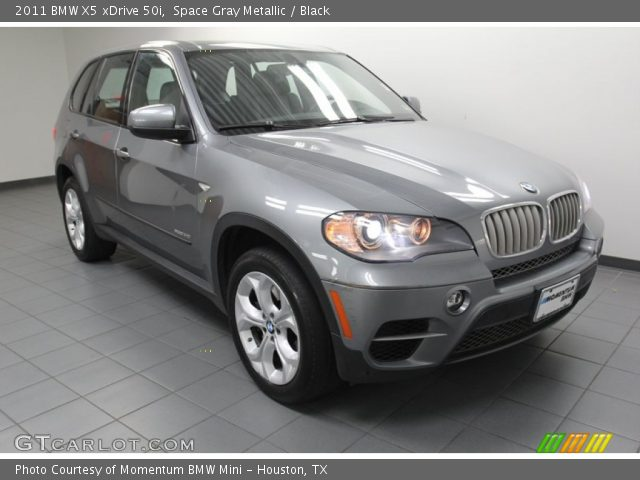 space gray metallic 2011 bmw x5 xdrive 50i black. Black Bedroom Furniture Sets. Home Design Ideas