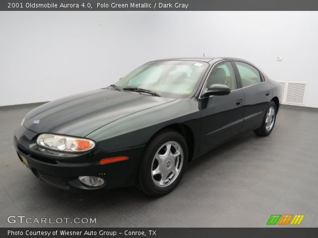 2001 Oldsmobile Aurora 4.0 in Polo Green Metallic