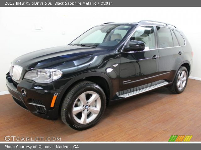 black sapphire metallic 2013 bmw x5 xdrive 50i oyster interior vehicle. Black Bedroom Furniture Sets. Home Design Ideas