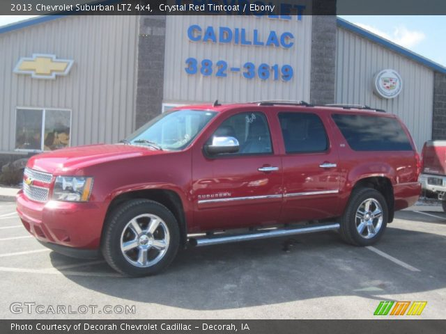 2014 crystal red suburban for sale autos post for Whitewater motors inc west harrison in