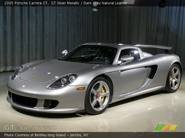 2005 Porsche Carrera GT  in GT Silver Metallic