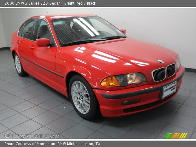 bright red 2000 bmw 3 series 328i sedan black interior vehicle archive. Black Bedroom Furniture Sets. Home Design Ideas