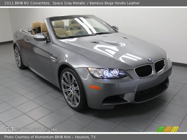 space gray metallic 2011 bmw m3 convertible bamboo. Black Bedroom Furniture Sets. Home Design Ideas