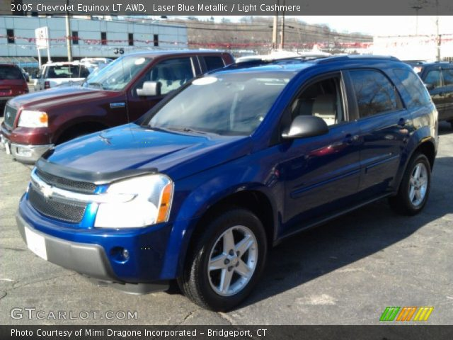Chevy Equinox Blue Metallic Autos Post