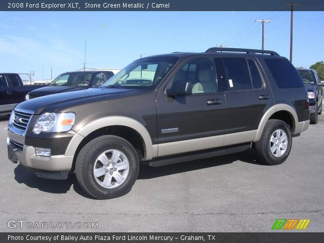 2013 ford explorer green gem metallic for G stone motors used cars