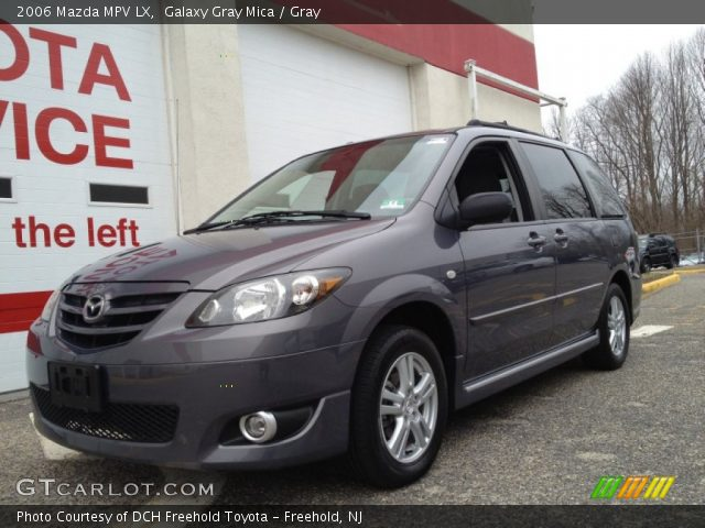 2006 Mazda MPV LX in Galaxy Gray Mica