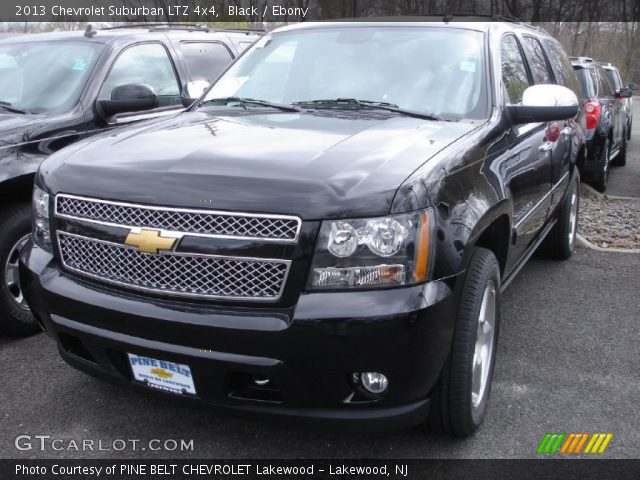 2014 Chevrolet Suburban Ltz 4x4 In Black For Sale 103873 All Apps  2013 Chevrolet Suburban LTZ 4x4 in Black. Click to see large photo.