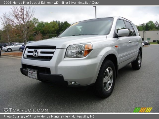 2008 Honda Pilot Special Edition 4WD in Billet Silver Metallic