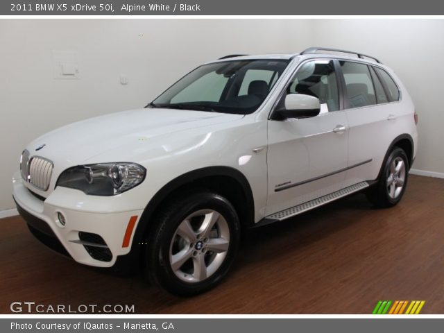 alpine white 2011 bmw x5 xdrive 50i black interior. Black Bedroom Furniture Sets. Home Design Ideas