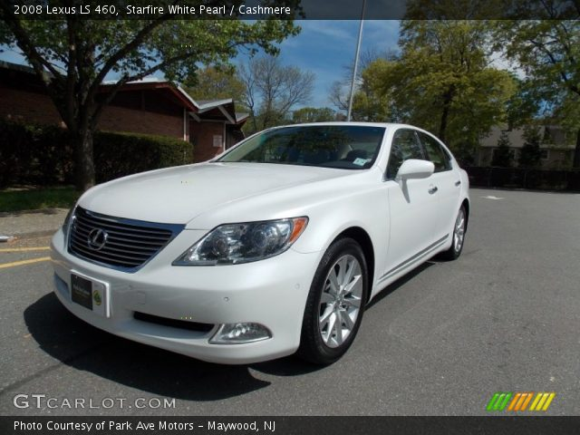 starfire white pearl 2008 lexus ls 460 cashmere. Black Bedroom Furniture Sets. Home Design Ideas