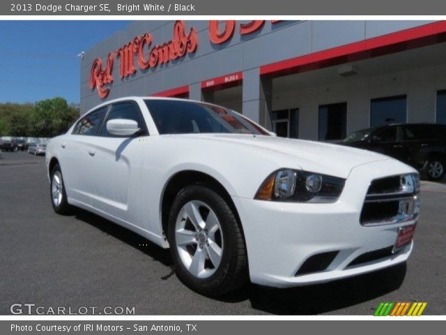 bright white 2013 dodge charger se black interior vehicl. Cars Review. Best American Auto & Cars Review