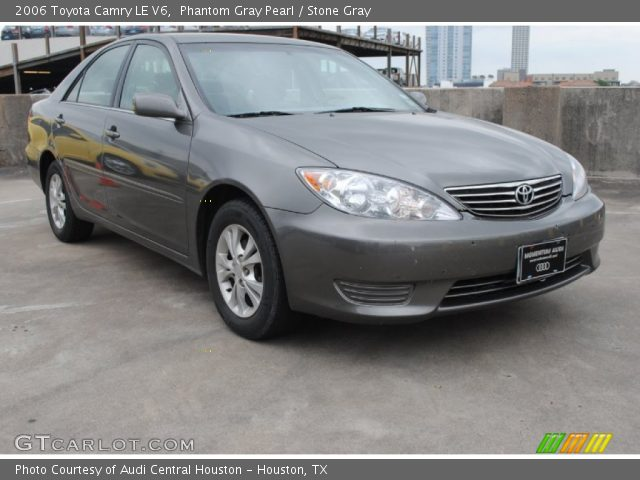 phantom gray pearl 2006 toyota camry le v6 stone gray. Black Bedroom Furniture Sets. Home Design Ideas
