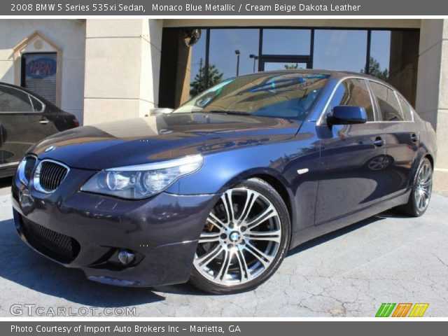 Best Car Sport Wallpapers: 2008 BMW 535xi Best Picture