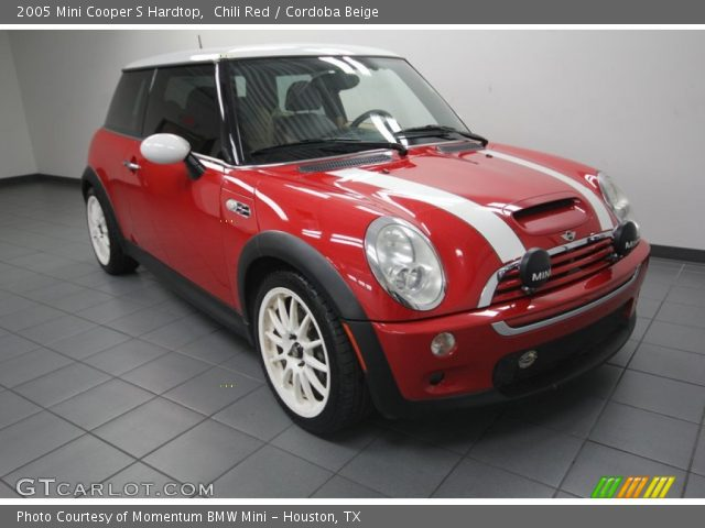 chili red mini cooper s with cordoba beige seats pictures. Black Bedroom Furniture Sets. Home Design Ideas