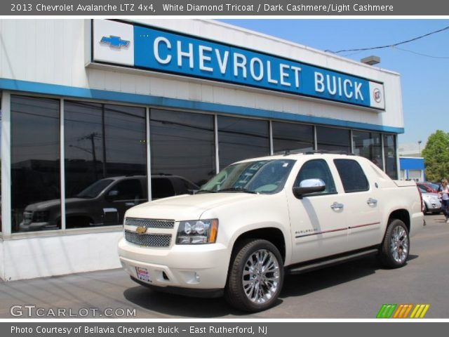 White Bear Lake Preowned Dealer >> 2013 Avalanche White Tricoat With Cashmere Interior For Sale | Autos Post