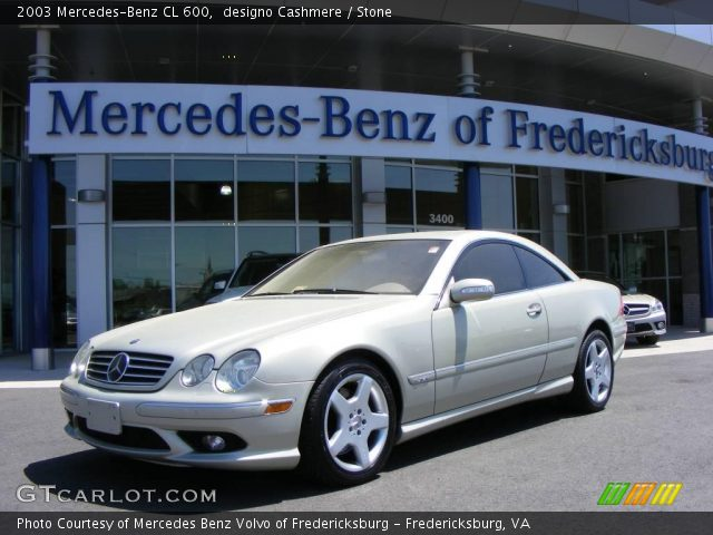 2003 Mercedes Benz Cl600. 2003 Mercedes-Benz CL 600