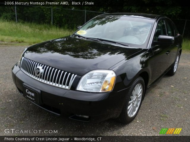 black 2006 mercury montego premier awd shale interior. Black Bedroom Furniture Sets. Home Design Ideas