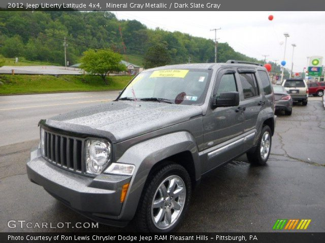 mineral gray metallic 2012 jeep liberty latitude 4x4. Black Bedroom Furniture Sets. Home Design Ideas