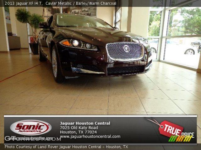 caviar metallic 2013 jaguar xf i4 t barley warm charcoal interior vehicle. Black Bedroom Furniture Sets. Home Design Ideas