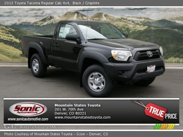 2013 toyota tacoma regular cab 4x4 autos post. Black Bedroom Furniture Sets. Home Design Ideas