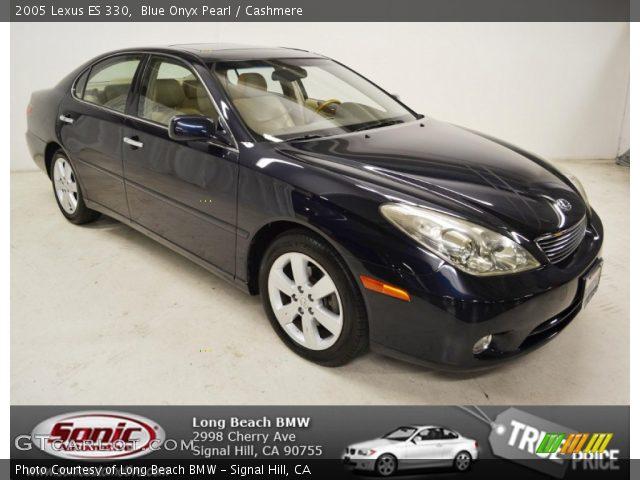 2005 Lexus ES 330 in Blue Onyx Pearl