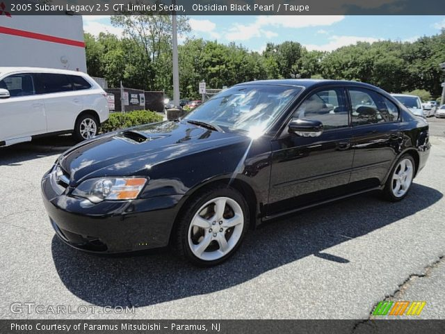 obsidian black pearl 2005 subaru legacy 2 5 gt limited. Black Bedroom Furniture Sets. Home Design Ideas