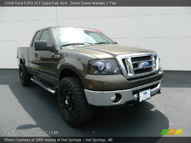 Ford F150 5.4 Triton Engine For Sale 2008 Ford F150 XLT SuperCab 4x4 in Stone Green Metallic. Click to see ...