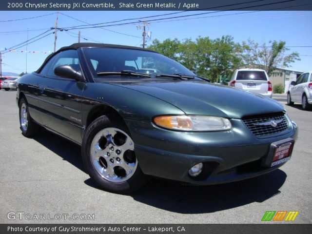 2000 Chrysler sebring convertible forum