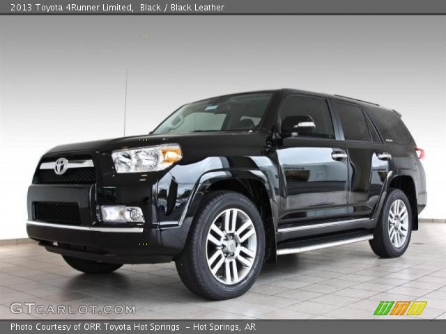 black 2013 toyota 4runner limited black leather interior vehicle archive. Black Bedroom Furniture Sets. Home Design Ideas