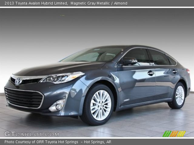 magnetic gray metallic 2013 toyota avalon hybrid limited almond interior. Black Bedroom Furniture Sets. Home Design Ideas