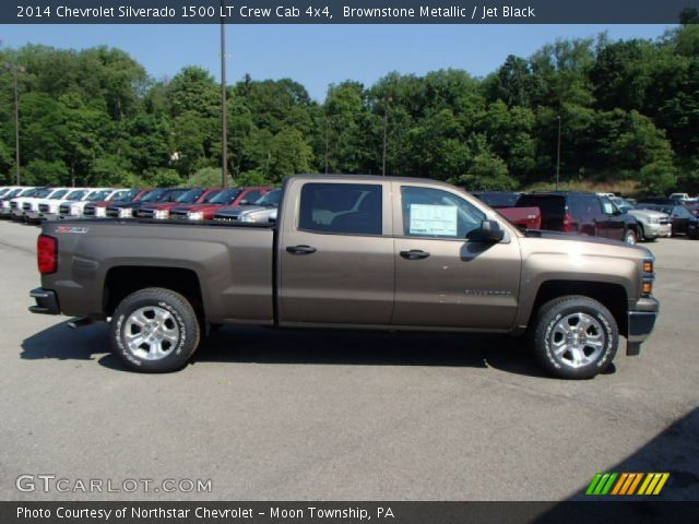 2014 chevrolet silverado 1500 lt 4wd crew cab brownstone metallic apps dire. Cars Review. Best American Auto & Cars Review