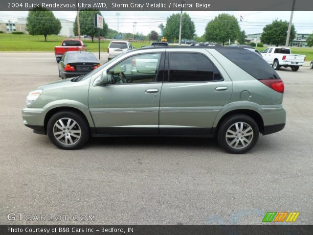 2004 Buick Rendezvous Ultra AWD in Storm Gray Metallic