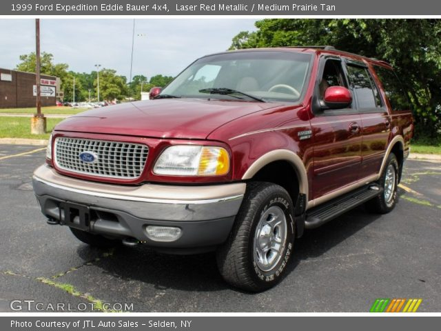 laser red metallic 1999 ford expedition eddie bauer 4x4. Black Bedroom Furniture Sets. Home Design Ideas