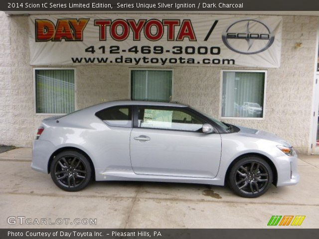 2014 Scion tC Series Limited Edition in Series Unique Silver Ignition