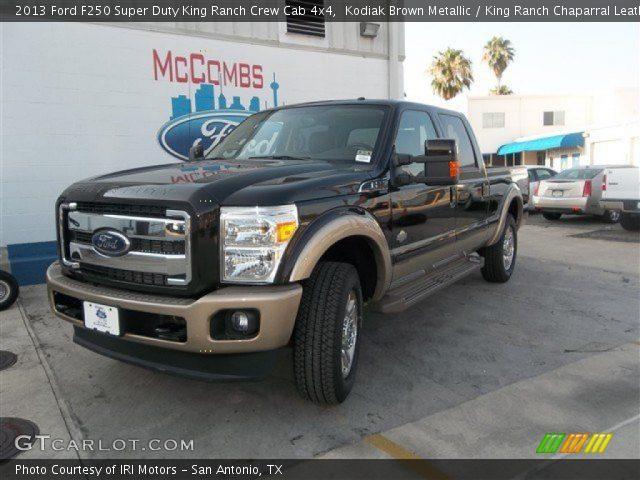 Kodiak Brown 2014 Ford Super Duty For Sale Autos Post