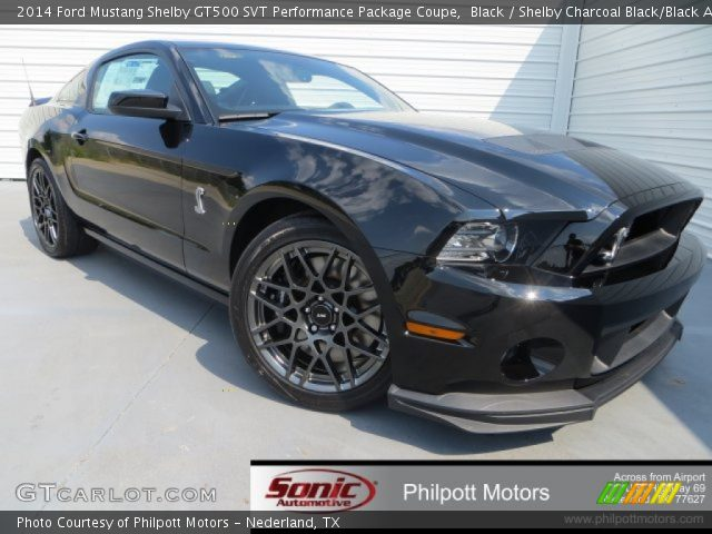 black 2014 ford mustang shelby gt500 svt performance package coupe shelby charcoal black. Black Bedroom Furniture Sets. Home Design Ideas