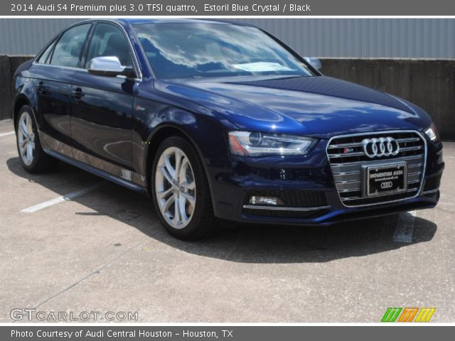 estoril blue crystal 2014 audi s4 premium plus 30 tfsi