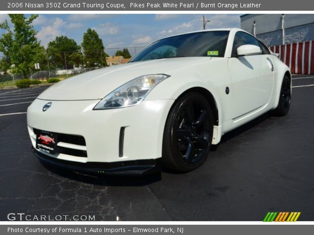 Nissan 350z White Leather Seats