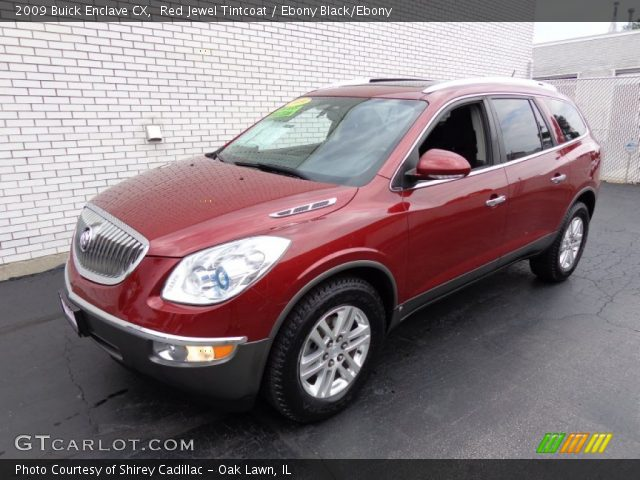 2009 buick enclave red 200 interior and exterior images. Black Bedroom Furniture Sets. Home Design Ideas